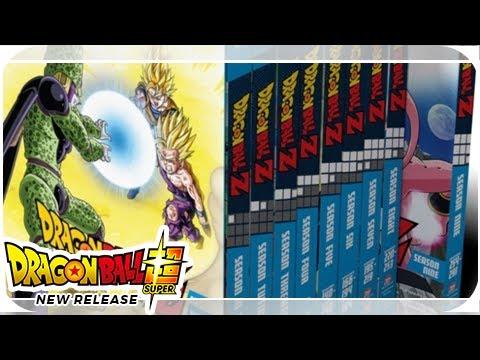 The complete 'dragon ball z' blu-ray box set is shipping now/Dragon Ball Super News
