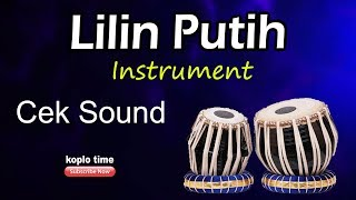 Gambar cover Lilin Putih Cek Sound  (Instrument)