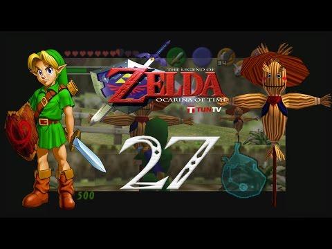 The Legend of Zelda Ocarina Of Time #27: Le Chant de l'épouvantail