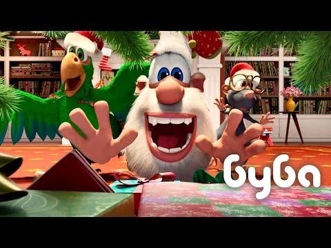 Буба все серии подряд ❄️ Сборник 36 смешной мультик от KEDOO мультики для детей