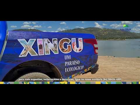 Prefeitura de São Félix do Xingu começa adesivar veículos oficiais.