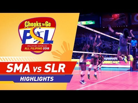 Highlights: Smart vs. Sta. Lucia | PSL All-Filipino Conference 2018