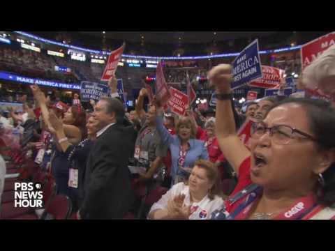 Watch radio host Laura Ingraham's full speech at 2016 Republican National Convention
