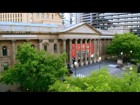 A new world-class gallery for Victoria