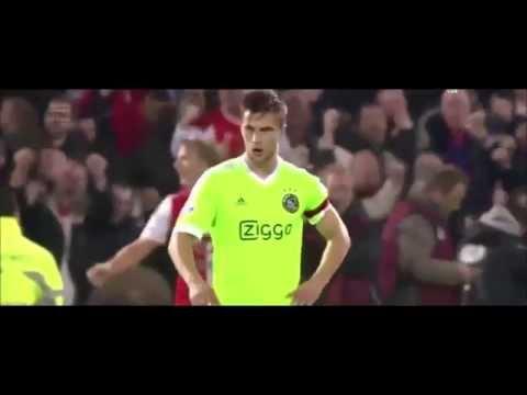 FEYENOORD – Feyenoord- Ajax 1 0  eigen doelpunt veltman