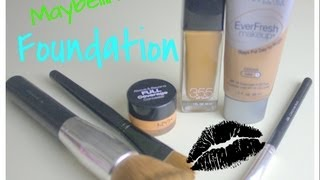 Make Up How To | Maybelline Fit Me 355 Foundation Tutorial