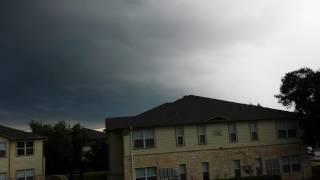 Severe weather Cedar Park Texas May 23rd, 2017