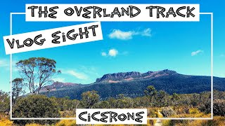 #8 - THE most BEAUTIFUL section of the OVERLAND TRACK!