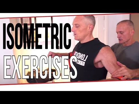 HOW TO PERFORM SOME ISOMETRIC EXERCISES - Steve Maxwell - YouTube