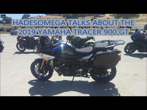 HadesOmega Talks About the  Yamaha Tracer  GT
