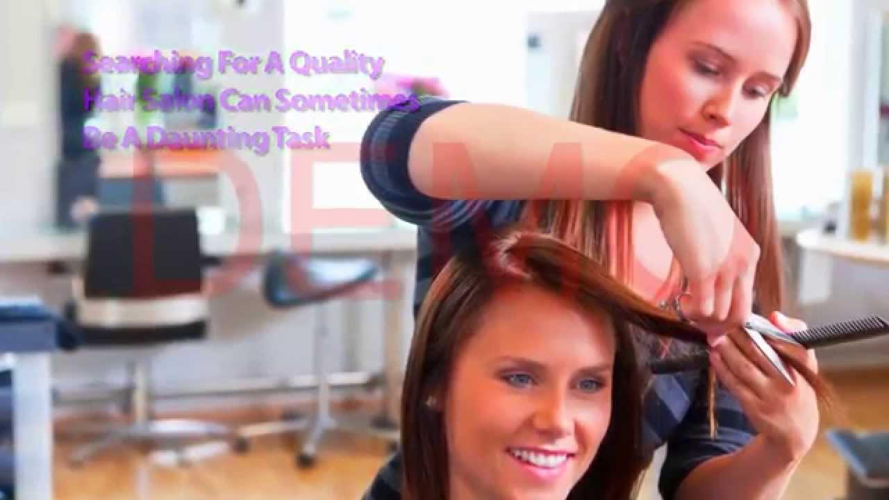 hair salon - hair salons near me - hairstyles - hair salon video by
