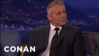 "How Matt LeBlanc Trolls ""Friends"" Fans  - CONAN on TBS"