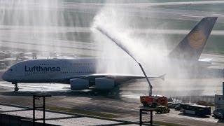 "PilotsEYE.tv - SFO A380   San Francisco ""The final flights of JR"" - Trailer"