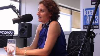 Syrian-born singer Zein Al-Jundi talks about her life and career