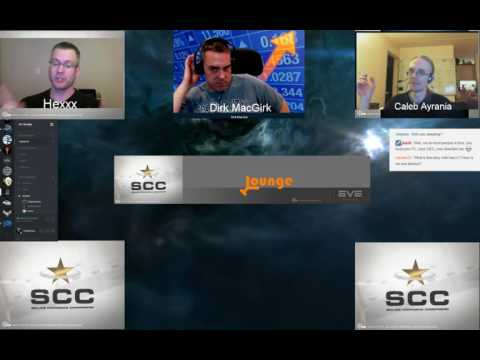 scc-lounge Hexxx Interview, the history of MD finance Post Show Extra