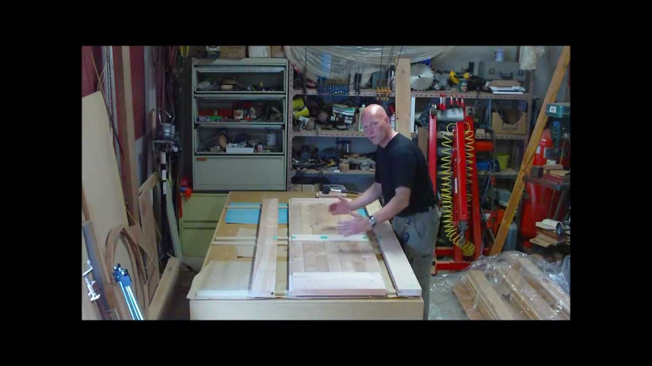 MAKING SOLID WOOD (Alder) INTERIOR DOORS  Part 2 Of 2.wmv   YouTube