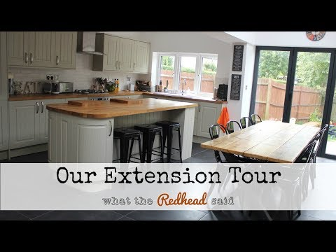 Our Ground Floor Extension Tour