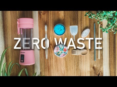 18 Zero Waste Travel Essentials | Eco Friendly Travel