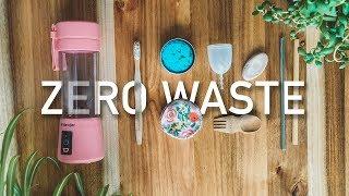 18 Zero Waste Travel Essentials | Earth Day 2019