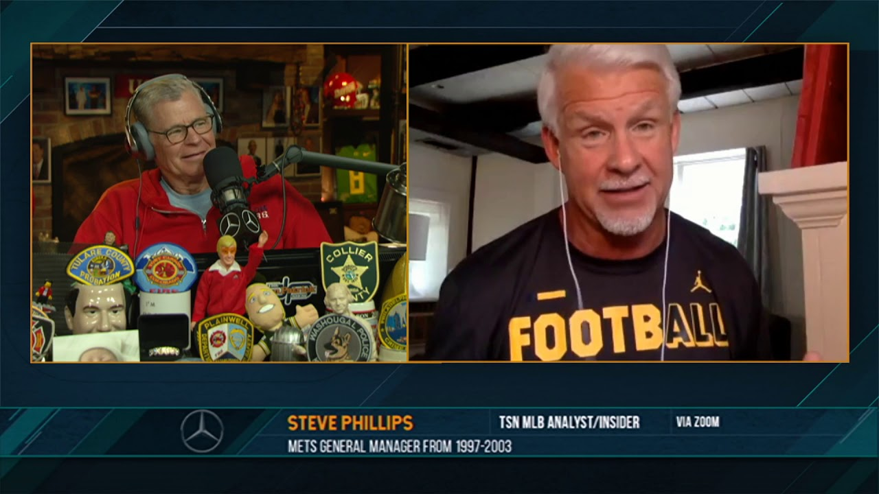 Steve Phillips on the Dan Patrick Show (Full Interview) 05/28/20
