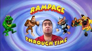 Seu Lima Analisa 16 - Rampage Through Time (PS1)