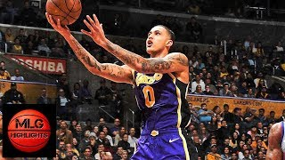 Kyle Kuzma Shocks Lakers Crowd & Destroys Entire Pistons With 41 Pts | Lakers vs Pistons