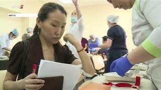 Бесплатные исследования на онкомаркеры продлили в Якутии