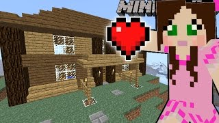 Minecraft: EX GIRLFRIENDS HOUSE! - VALENTINES DAY - Custom Map [4]