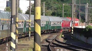 Jízda vlakem R 10040 KŽC Doprava (Praha - Česká Kamenice) - 18.6.2016