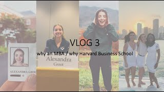 Harvard Business School MBA Q&A pt II: Life at HBS, paying for HBS & long distance relationships