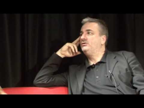 Johnny Marr and Paul Morley talk folk, part 1