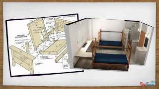 Bedroom Furniture Plans - Ted's Woodworking