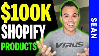 Best Products To Sell on Shopify