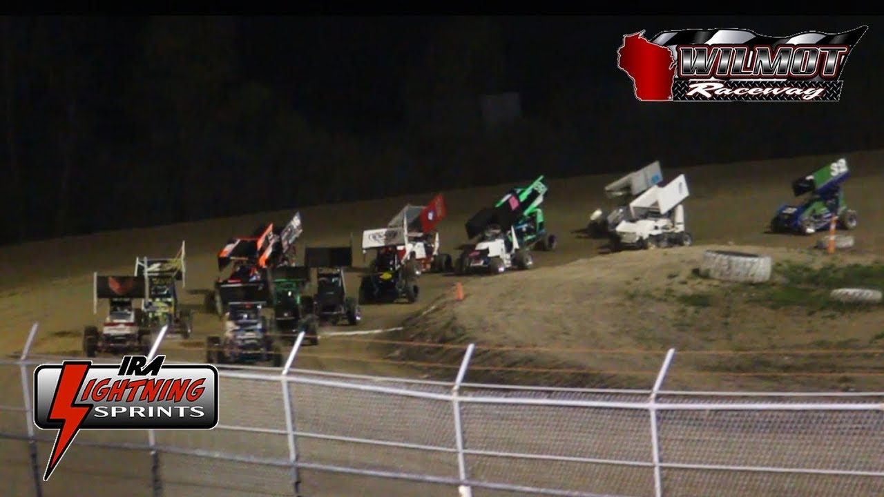 IRA Lightning Sprints @ Wilmot Raceway | Feature Race (5-4-2019)