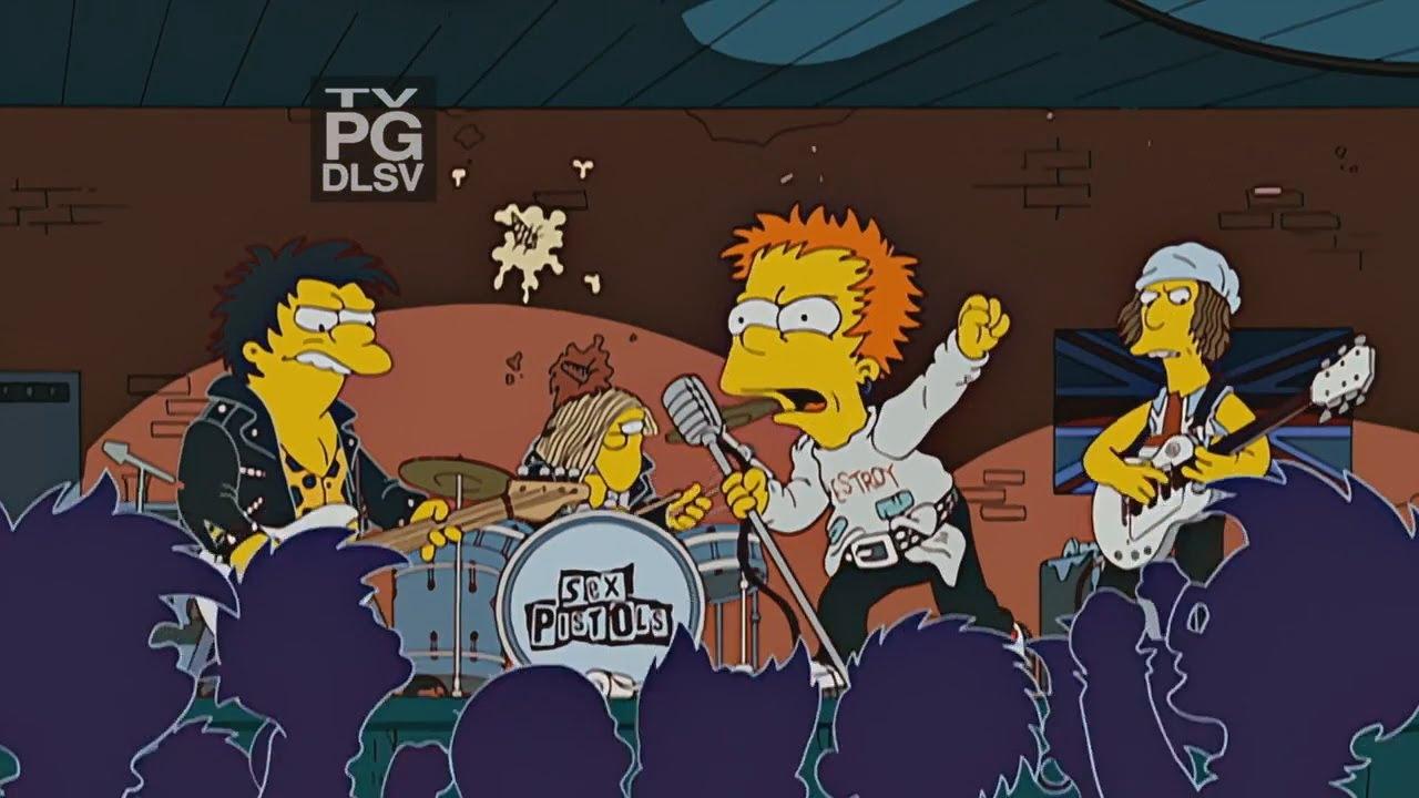 Los Simpson - Rodrigo