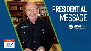 video thumbnail for July 2020 President's Report