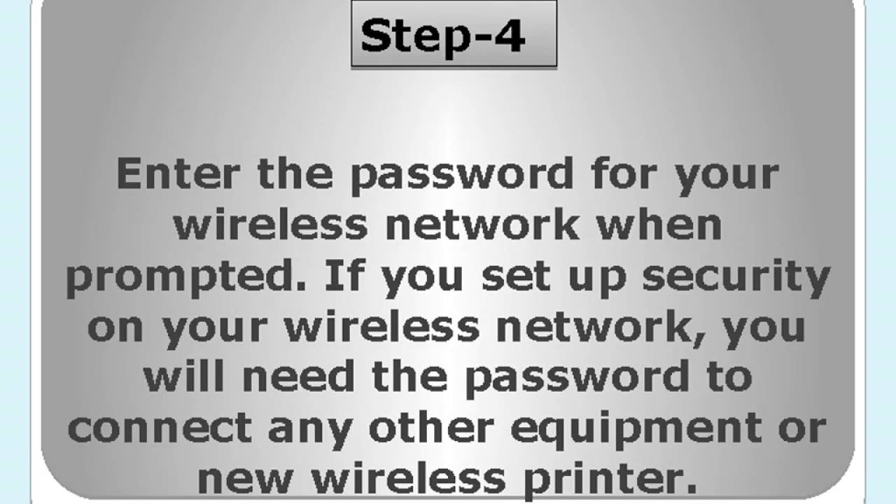How to Connect a Dell Printer to a Wireless System