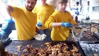 STREET FOOD UNION, LONDON STREET FOOD, VEGAN FOOD