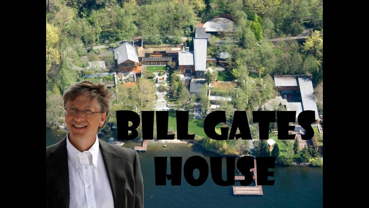 bill gates 123 million house 2017 bill gates ultra modern mansion youtube. Black Bedroom Furniture Sets. Home Design Ideas
