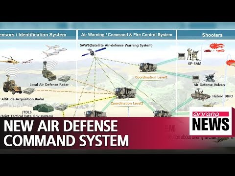 S. Korea to produce new air defense command system