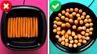 30 FAST AND SIMPLE COOKING TRICKS THAT MAKE YOU A CHEF
