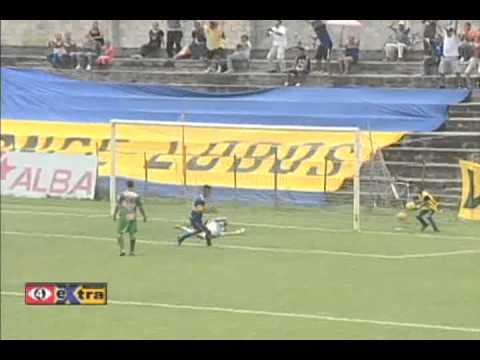 Final 2da División (ida) 11 Lobos 4-1 Brasilia