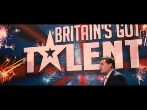 One Chance The Paul Potts Story | Trailer US (2014)