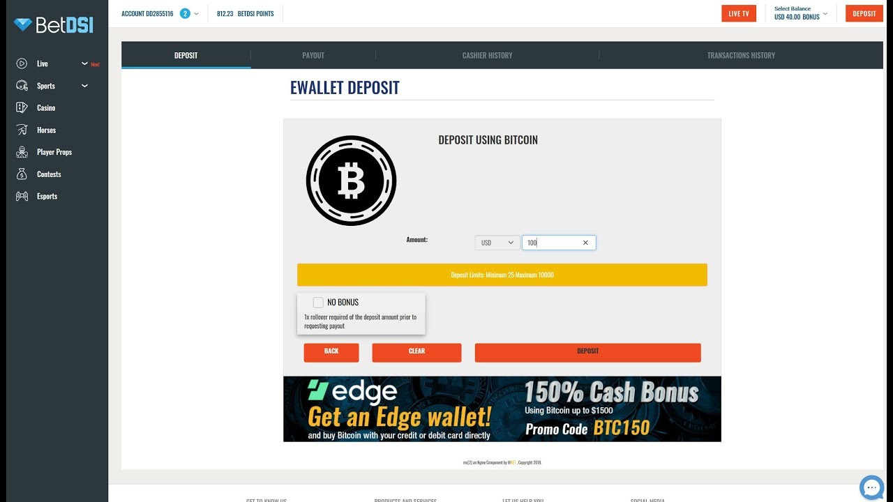 betdsi bitcoin depozit