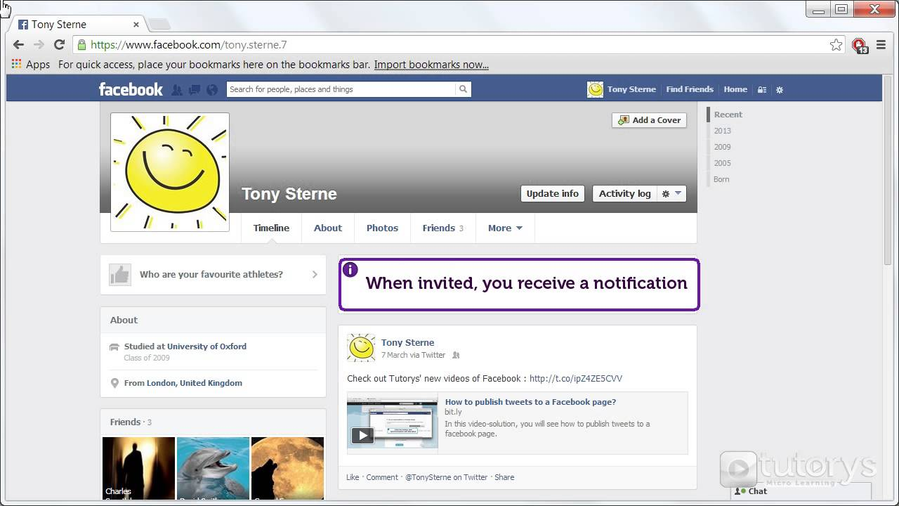how to reply to an event invitation with facebook youtube