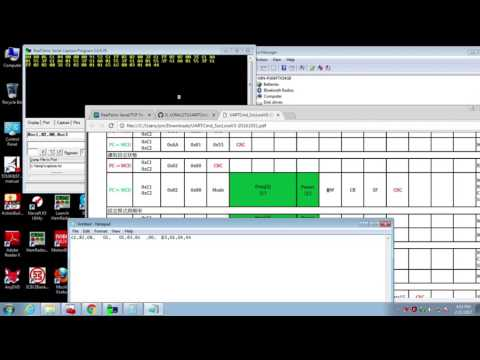 iFrogLab com】 usb 03 realterm TX RX - YouTube