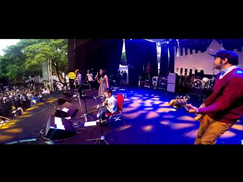 Mocca Feat Aldin - Bundle of Joy (Live)