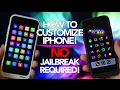 How to Customize iPhone for FREE - iOS 10 - No Jailbreak Required!
