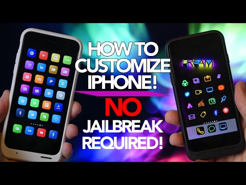 Thumbnail: How to Customize iPhone for FREE - iOS 10 - No Jailbreak Required!