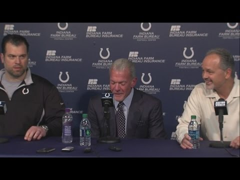 Jim Irsay: Pagano extension was about continuity, the right thing to do